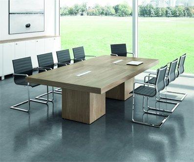 Mooie vergadertafel